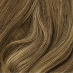 "20"" 180 Grams Taupe Blonde Clip in Hair Extensions"