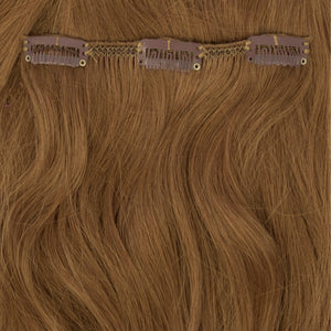 ginger red clip-in hair extensions