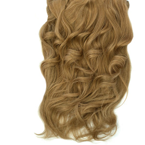 long dark ash blonde shaggy loxx 20 inch hair extensions