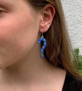 Daily News Earrings