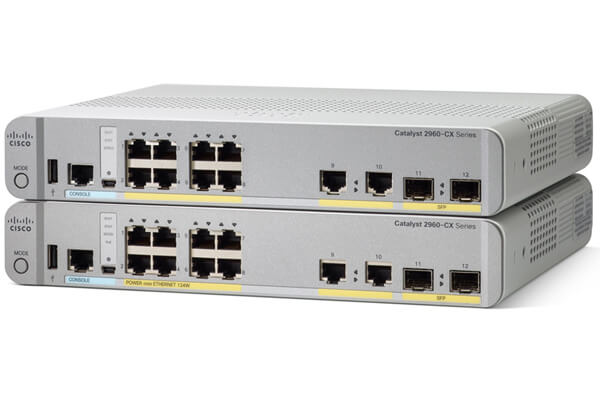 Cisco Catalyst 2960-CX Series Switches