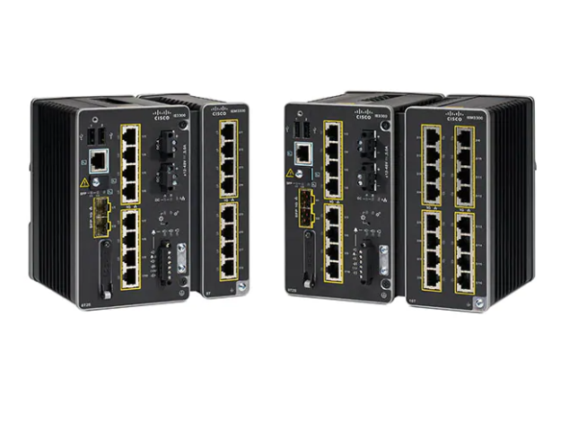 Cisco Industrial Ethernet 3300 Series Switches