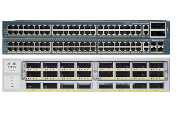 Cisco Catalyst 4900M Series Switches