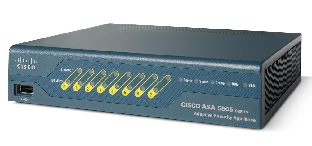 Cisco ASA 5500 Series Firewalls