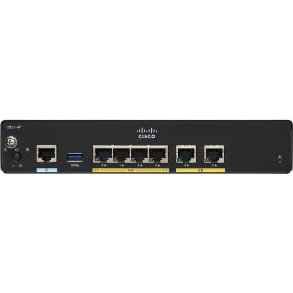 Cisco 900 Series Integrated Service Routers