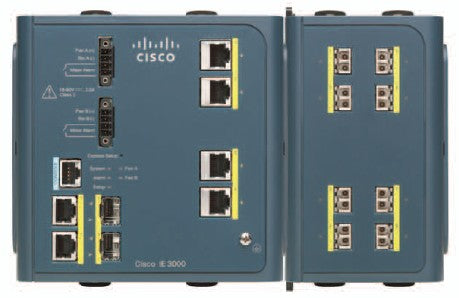 Cisco Industrial Ethernet 3000 Series Power Supplies