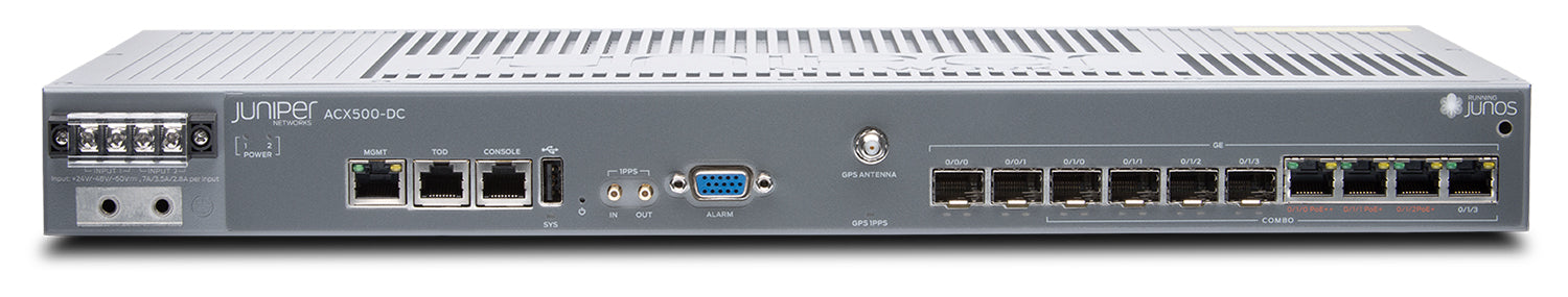 Juniper ACX500 Routers