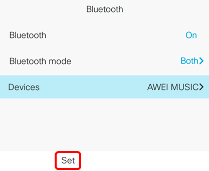 How to Pair Bluetooth Devices with Cisco 8800 Series IP