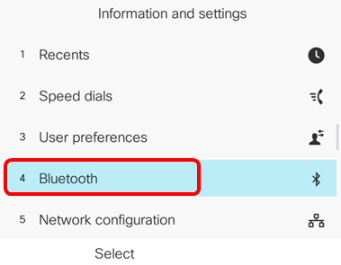 How to Pair Bluetooth Devices with Cisco 8800 Series IP Phones