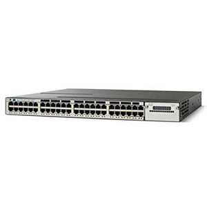 Cisco WS-C3750X-48T-S Switch - Network Devices Inc.