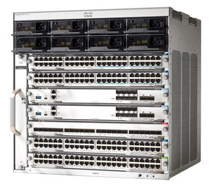 Cisco C9407R Chassis with C9400-DNA-A-3Y License - Network Devices Inc.