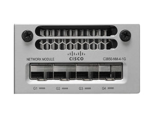C3850-NM-4-10G=, Cisco 3850 Series Modules