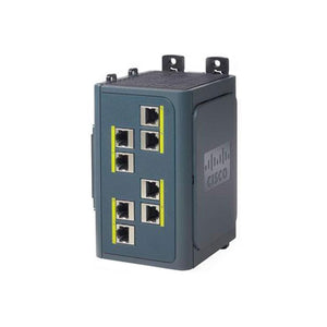 Cisco IEM-3000-8TM Switch - Network Devices Inc.