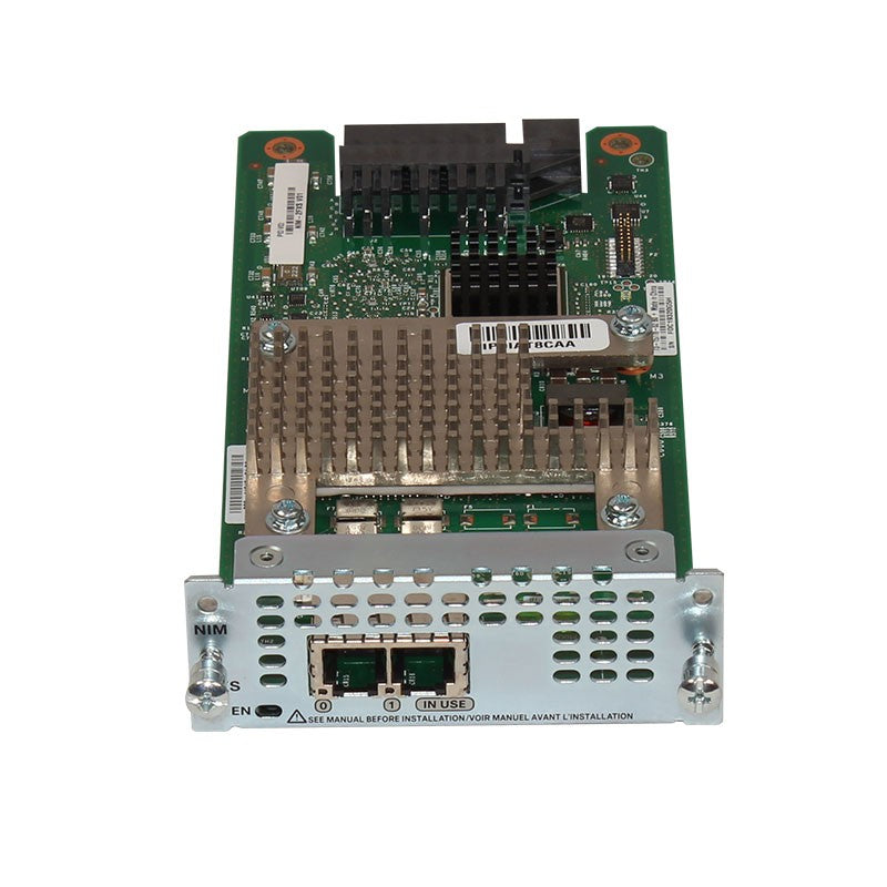 Cisco 4000 Series ISR Modules - Network Devices Inc