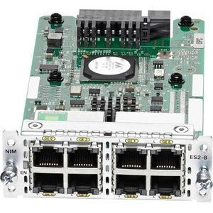NIM-ES2-8=, Cisco 4000 Series Interfaces NIM