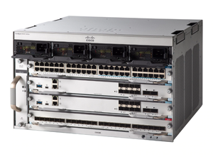 Cisco C9404R Chassis with C9400-DNA-A-3Y License - Network Devices Inc.