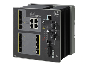 Cisco IE-4000-8GS4G-E Switch - Network Devices Inc.