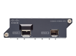 Cisco C2960X-HYBRID-STK Stacking Module - Extended Hybrid - Network Devices Inc.