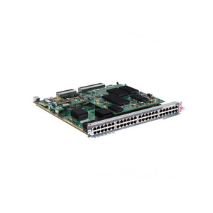 Cisco WS-X6848-TX-2T Line Card - Network Devices Inc.