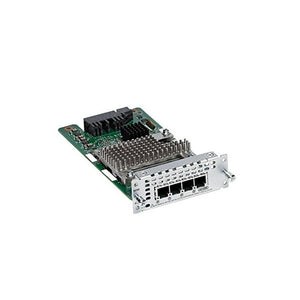 Cisco NIM-4FXSP Expansion Module - Network Devices Inc.
