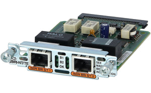 Cisco VIC2-2BRI-NT/TE Voice Interface Card - Network Devices Inc.