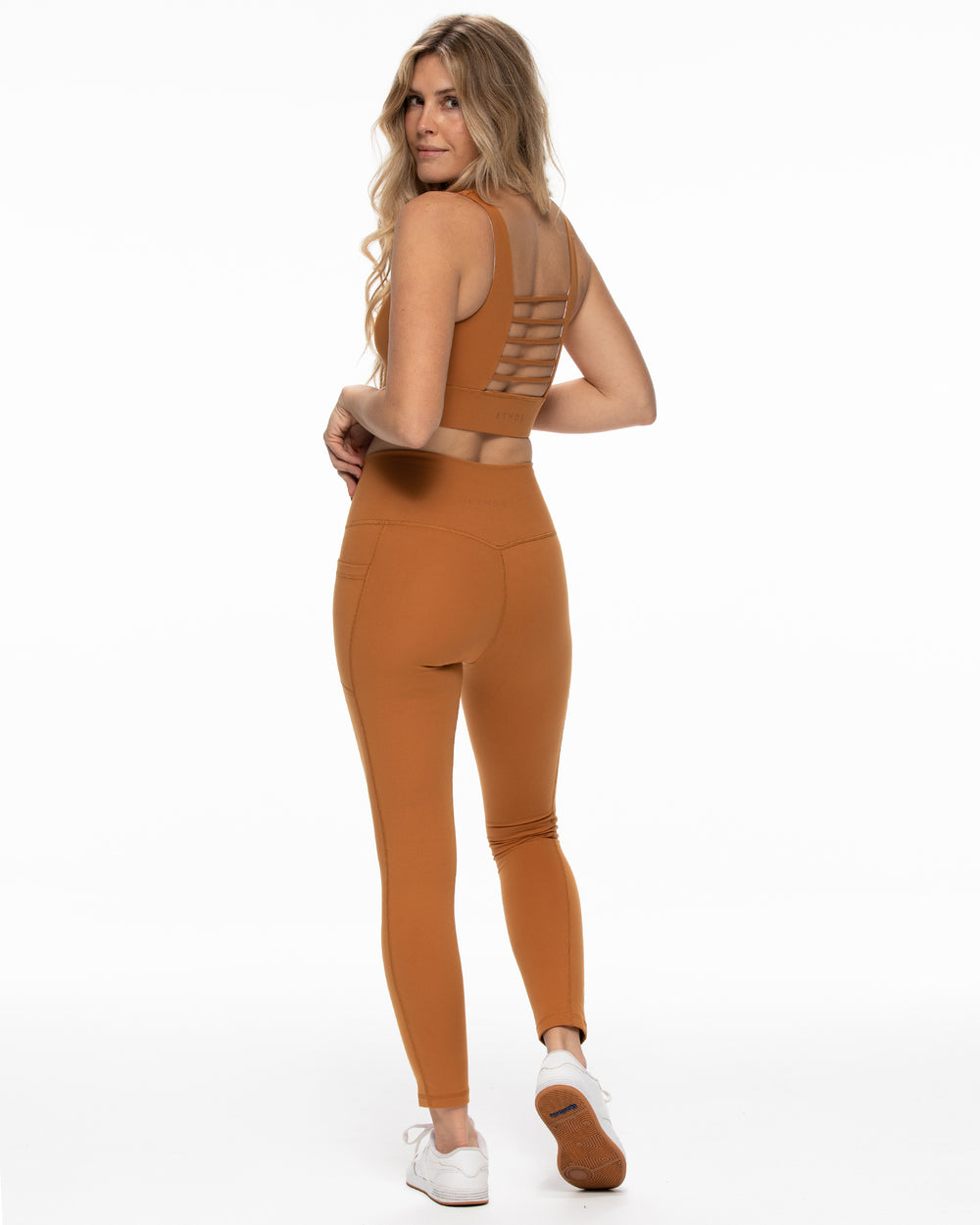 All Day Leggings - Gingerbread