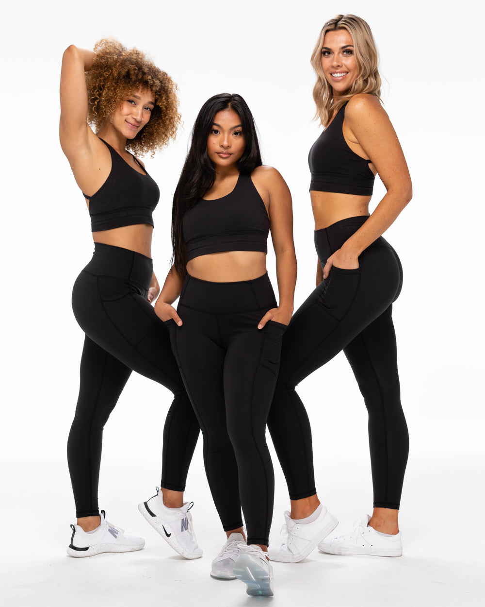 All Day Leggings - Black