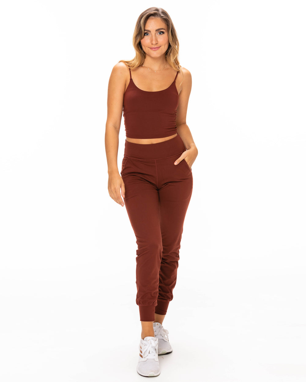 Wear Everywhere Jogger - Sienna