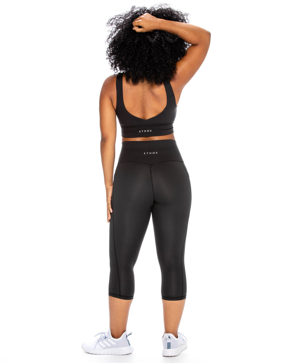 All Day Capris - Black
