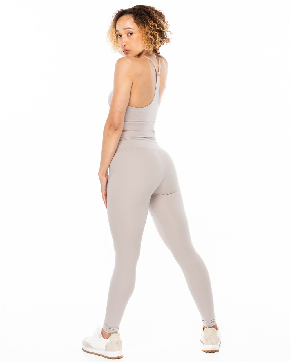 Basic Leggings - Ash