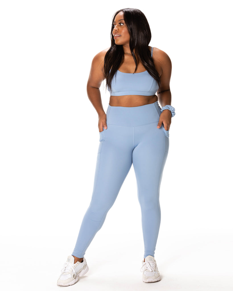 All Day Leggings - Mist