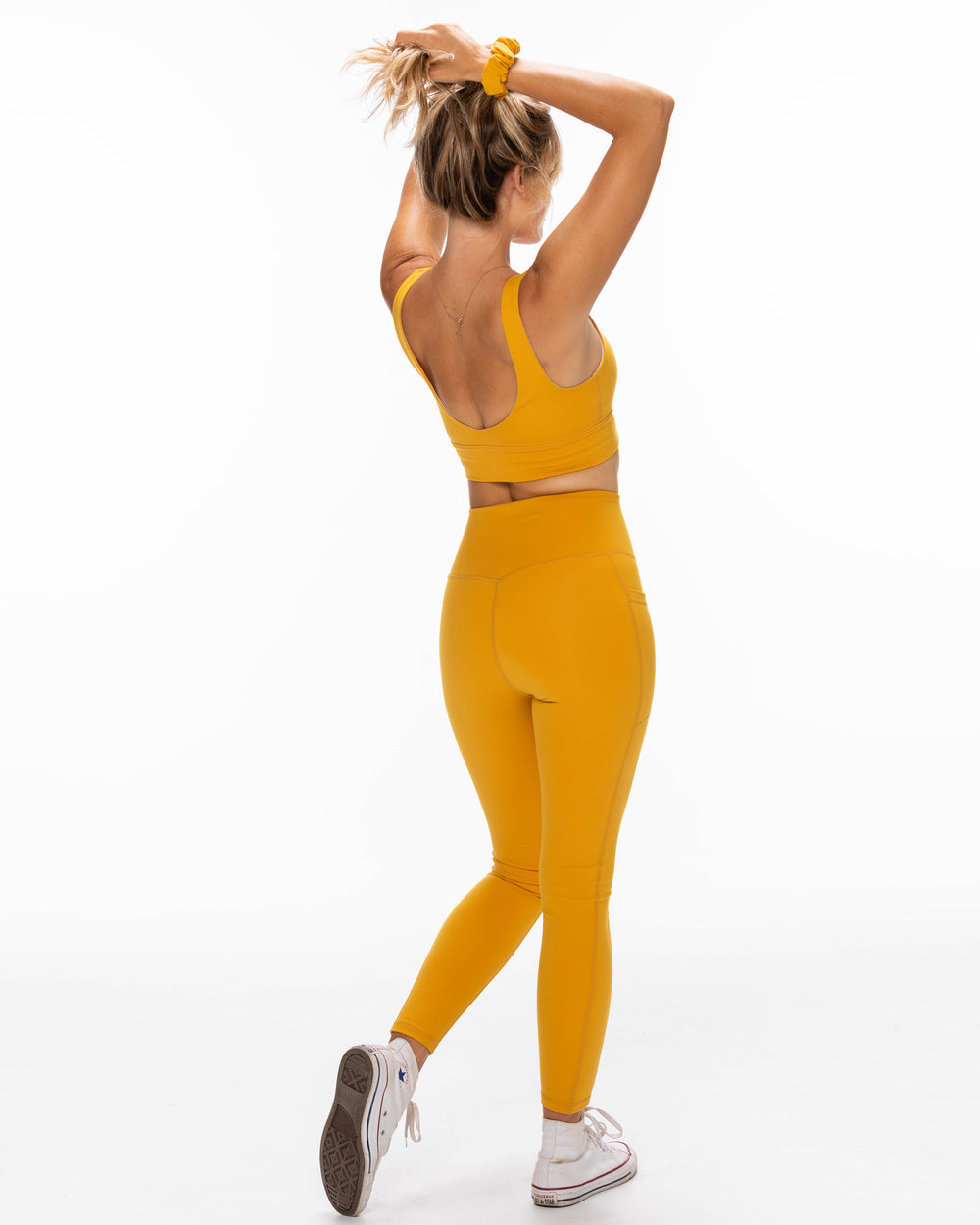 All Day Leggings - Butterscotch