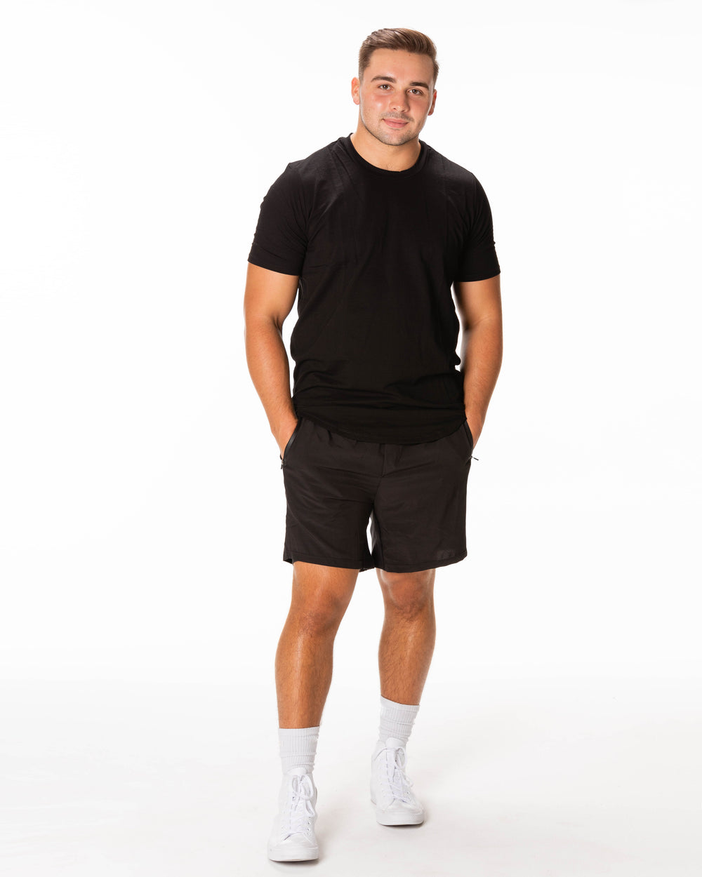 All Day Shorts Mens - Black