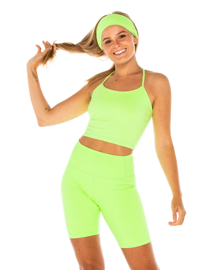 Good Hair Headband - Lime