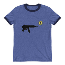 Ringer PEACE NOT WAR T-Shirt