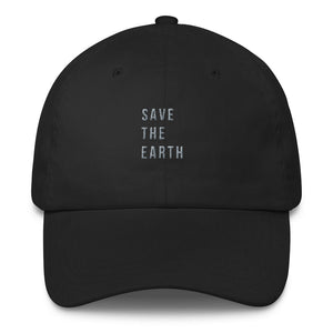 SAVE THE EARTH Classic Cap