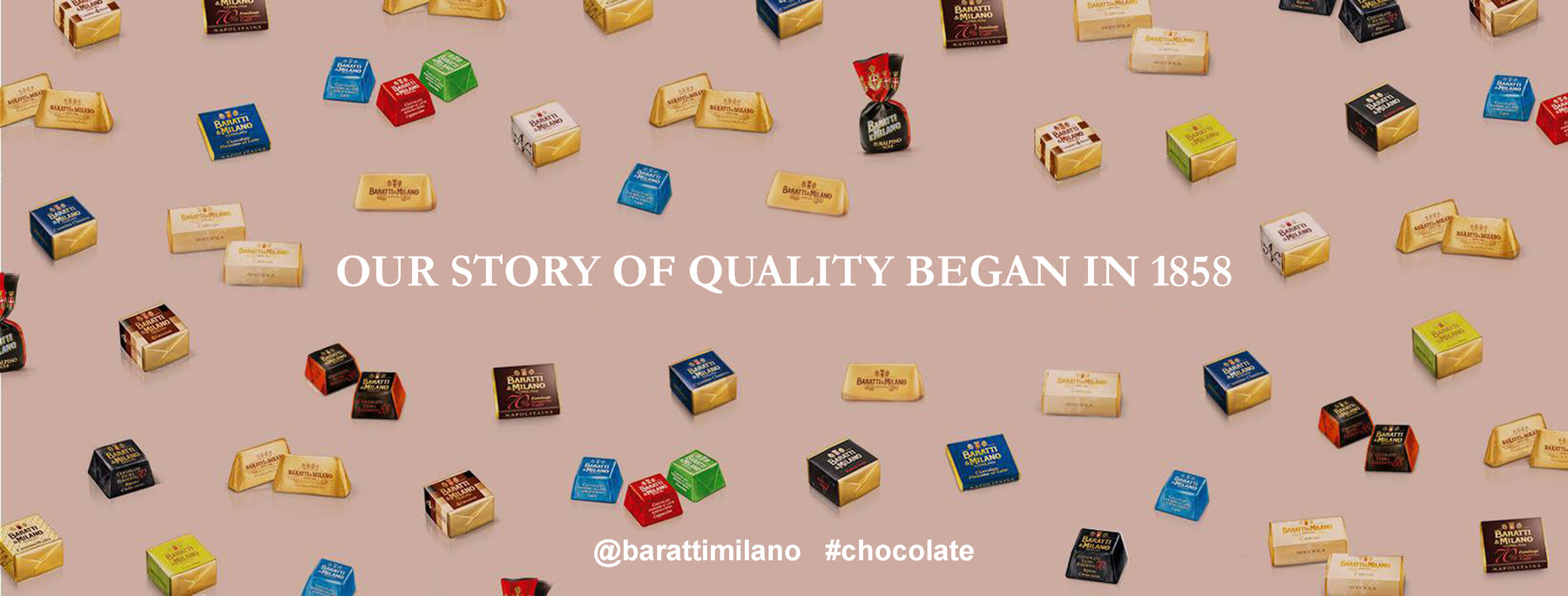 The Best Quality European Chocolate