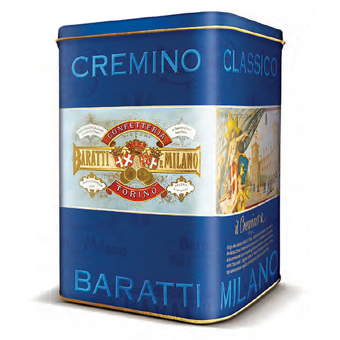 Baratti And Milano Classic Cremino in Limited Edition Historic Style Tin