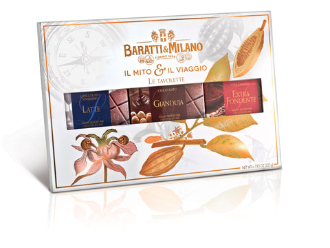 Grand Tasting Selection of Chocolate Bars
