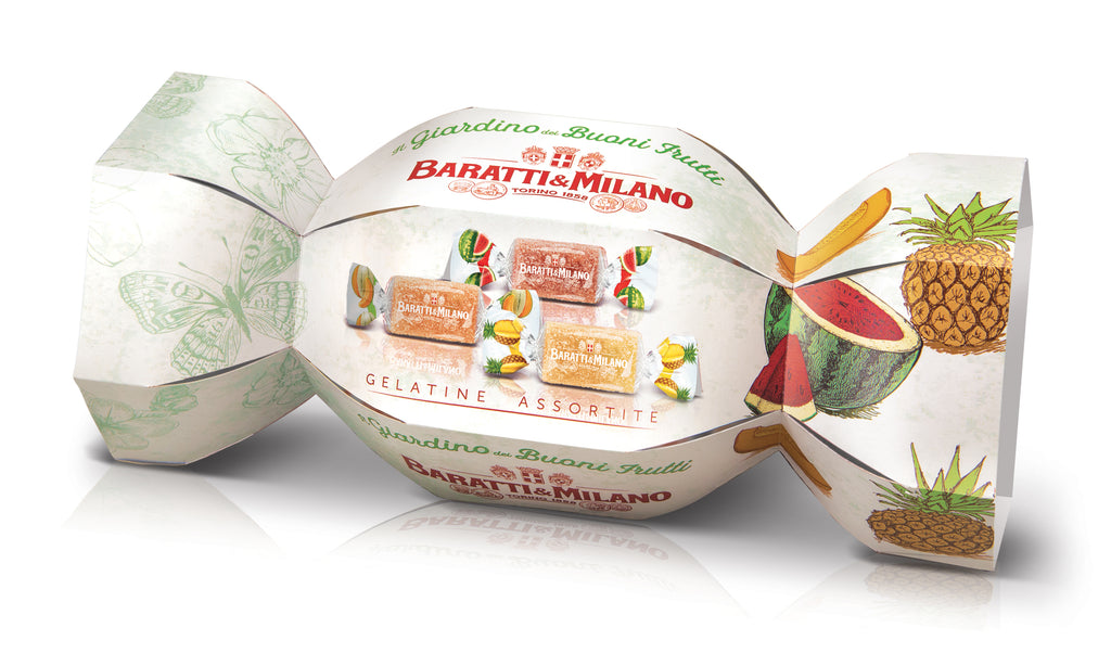 Giant Candy Box of Tropical Fruit Gelées (Case 5pc)