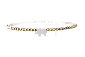 GOOD LUCK ELEPHANT ANKLETS
