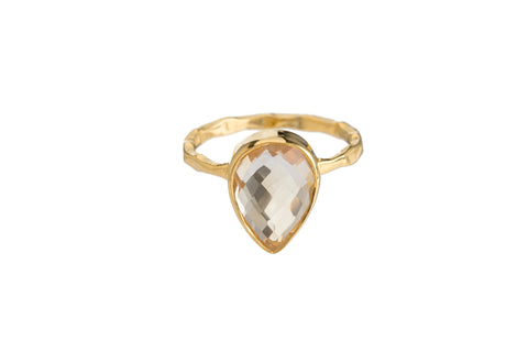 CITRINE RING (3 SHAPES)
