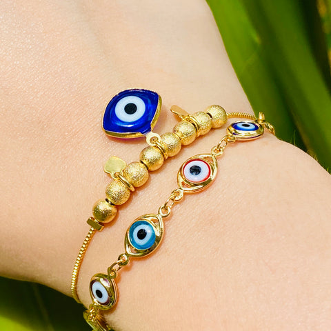 EVIL EYE FANCY BRACELET