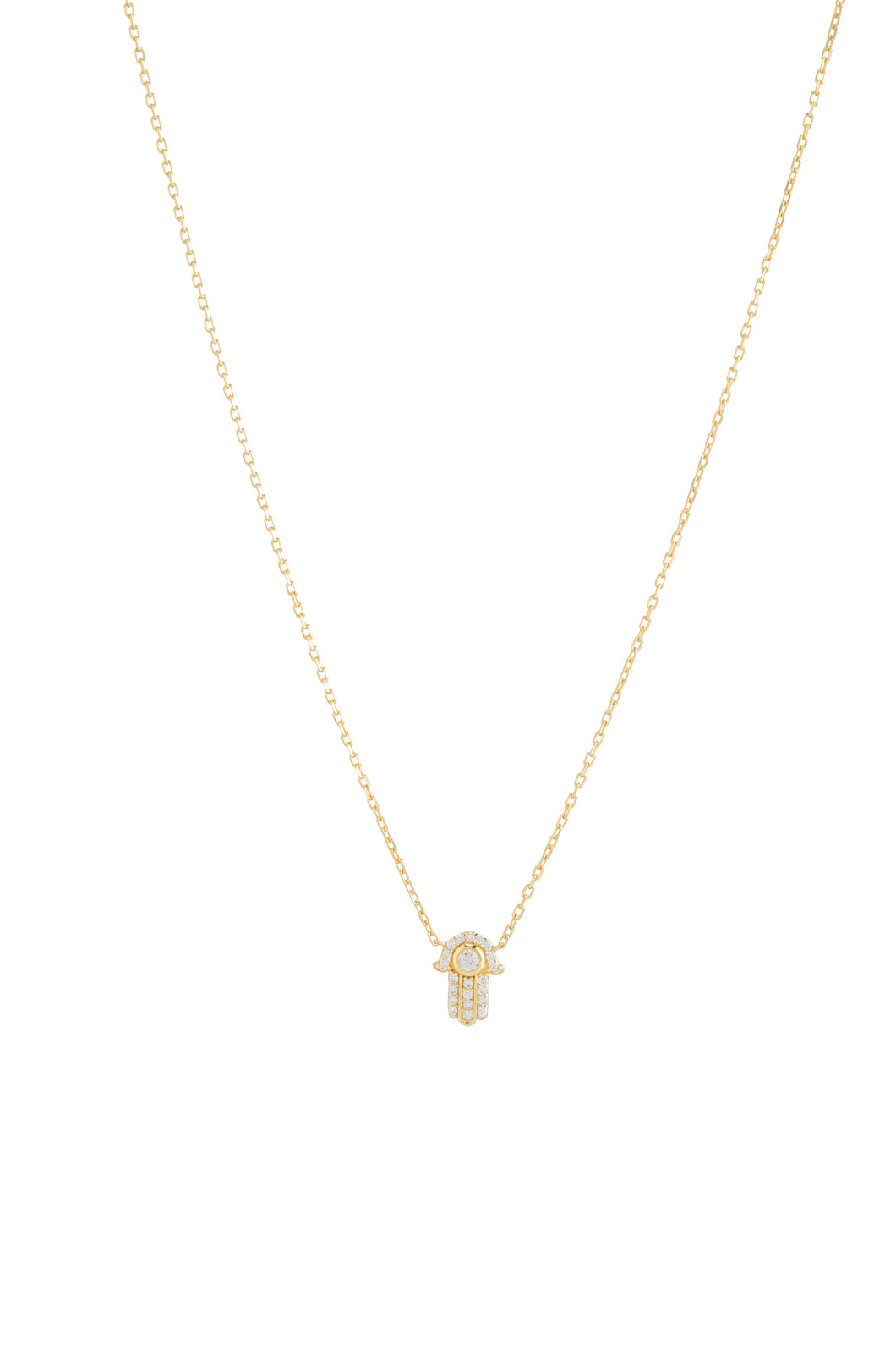 HAMSA SMALL NECKLACE