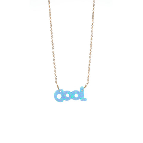 "I AM ""COOL"" NECKLACE"