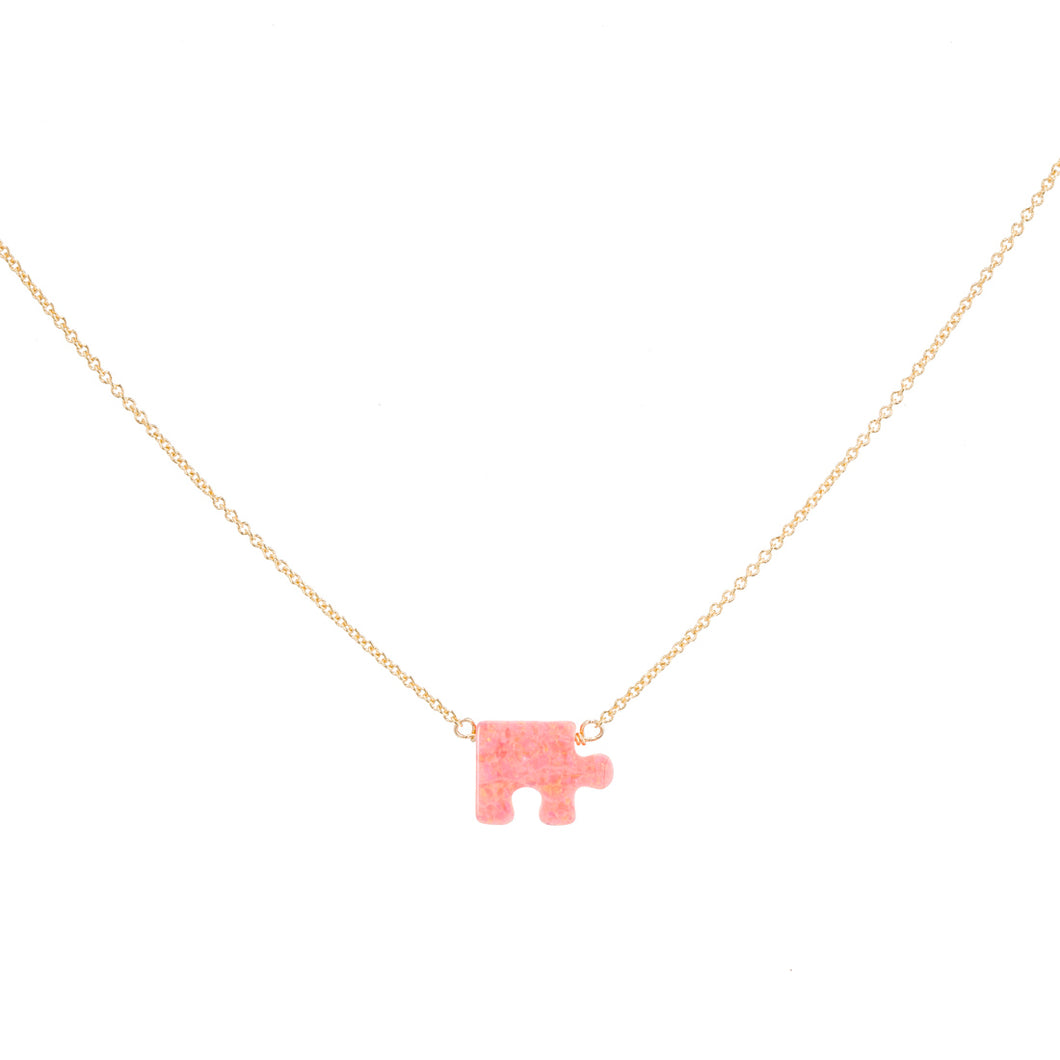 PUZZLE NECKLACE