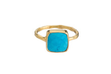 TURQUOISE RING (3 SHAPES)