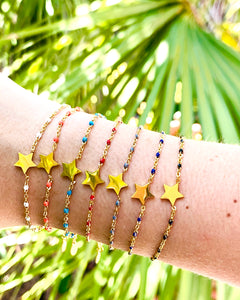 Star Dotted Bracelet