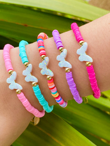 Butterfly Colorful Bracelet