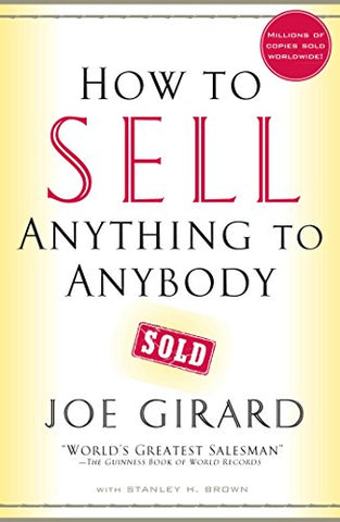 Sell anything to anybody